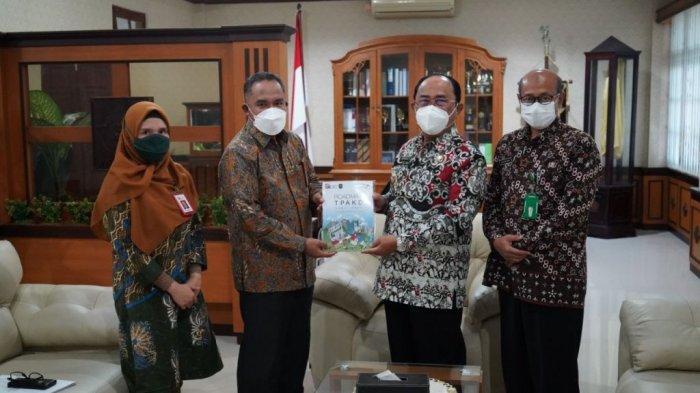 OJK DIY Jalin Sinergitas dengan Pemerintah Daerah, Dorong PEN Melalui TPAKD