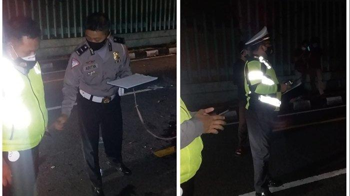 Tabrakan Motor di Jalan Timoho Yogyakarta, Dua Pengendara Meninggal Dunia di Tempat