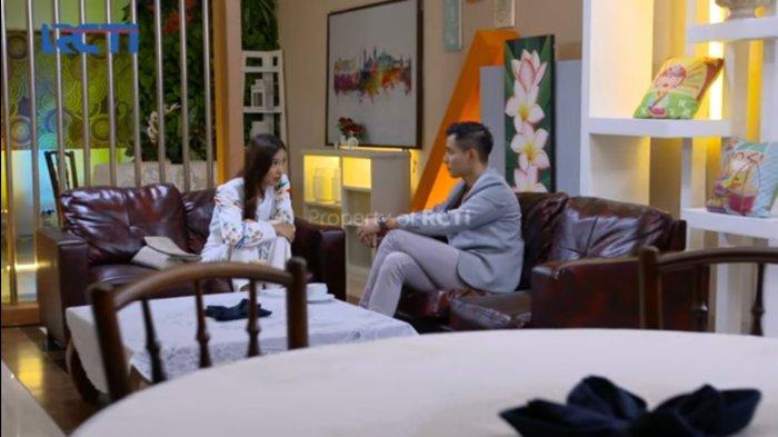 Olivia bertemu Rafael