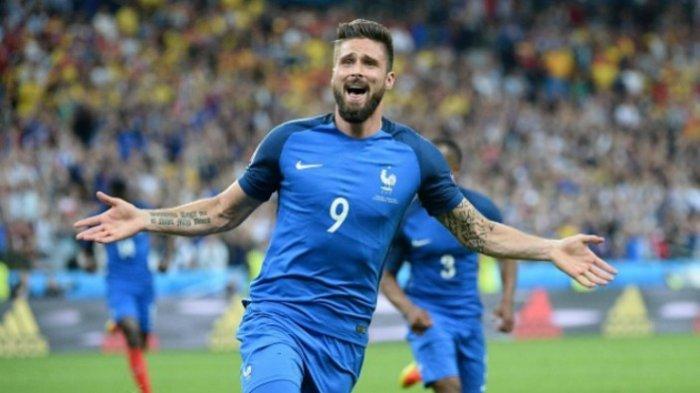 Laga Final Belum Digelar, Nike Sudah Produksi Jersey Prancis Bergambar Bintang Dua
