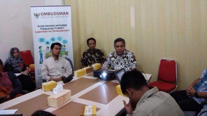 Ombudsman RI Perwakilan DIY Paparkan Catatan Tahunan Selama 2017