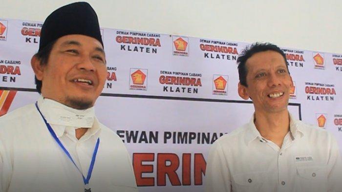 One Krisnata Sebut Tak Ada Persiapan Khusus Jelang Masa Pendaftaran ke KPU Klaten