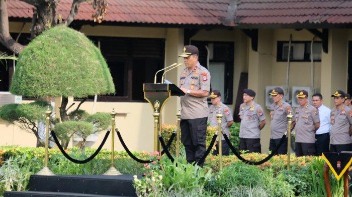 Operasi Mantap Brata Progo 2018 Pengamanan Pemilu 2019 Berakhir, Polda DIY Tangani 24 Kasus Pemilu