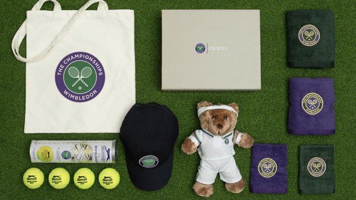 Kampanye Courting the Colour, OPPO Bangkitkan Momen Istimewa Wimbledon