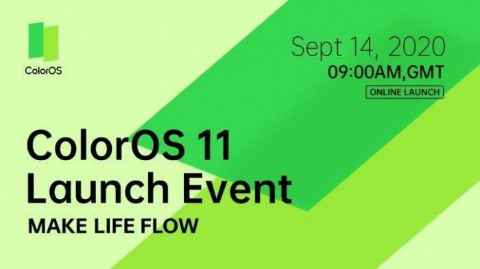 OPPO Luncurkan ColorOS 11 secara Global yang Kaya akan Kustomisasi