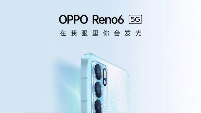 OPPO Reno 6 5G Rilis, Ini Jadwal Waktu Pre-Order dan yang Kamu Dapatkan