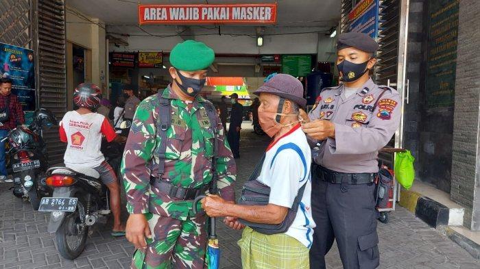 53 Pelanggar Tak Kenakan Masker Terjaring di Ops Yustisi di Kota Magelang