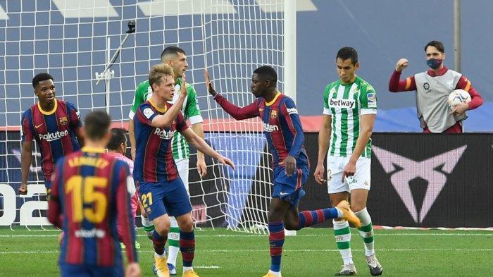 Update Transfer Pemain: MU Chelsea Liverpool Juventus Bersaing Rekrut Penyerang Gratisan Barcelona