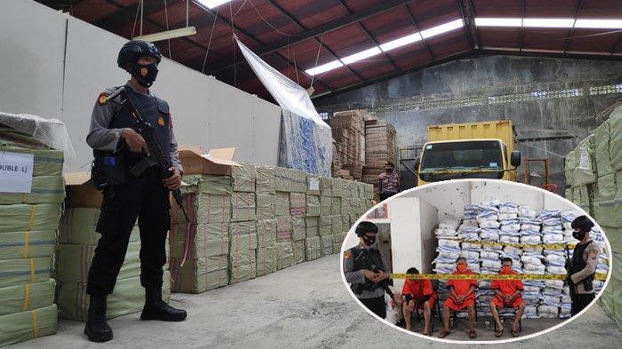 Pabrik Obat Keras Terlarang Diam-diam Beroperasi di Wilayah Yogyakarta, Ini Buktinya