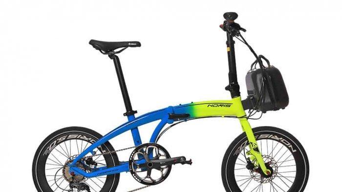 Daftar Harga Sepeda Lipat Pacific Noris Terbaru September 2020, Murah!
