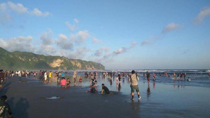 Pantai Parangtritis Diprediksi Ramai H 2 Lebaran Tribun Jogja