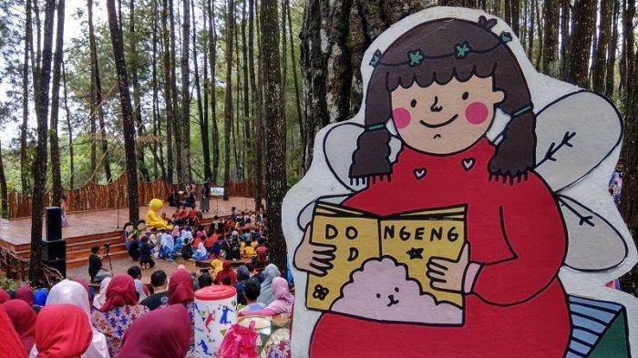 WISATA ALAM BANTUL : Menikmati Hutan Pinus Ala Film Twilight di Mangunan