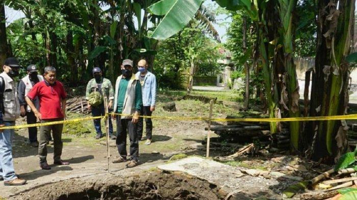Pakar Geologi Bencana Bakal Lakukan Penelitian di Lokasi Amblasnya Belasan Sumur di Klaten