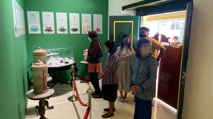 Pameran Temporer Bojakrama, Suguhkan Tradisi Jamuan Kenegaraan Keraton Yogyakarta