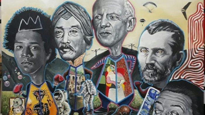 Pameran Daring Artists Movement Helps Artists