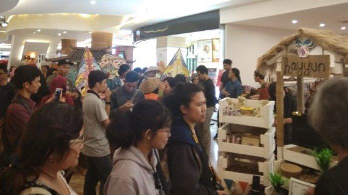 Meriahnya Pameran Visual Branding 9 Desa Budaya Karya Mahasiswa ISI Yogyakarta