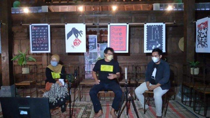 Ajak Publik Lawan Pelemahan KPK Lewat Pameran Poster Berani Jujur, Pecat! - pameran-kpk-2.jpg