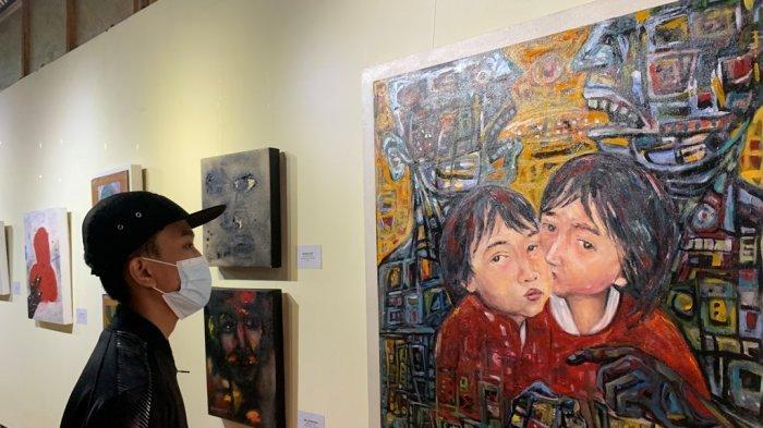 Pameran Seni Rupa 'Biasa Wae' Berbagi Energi dalam Kebebasan, Keberanian dan Kebiasaan Baru