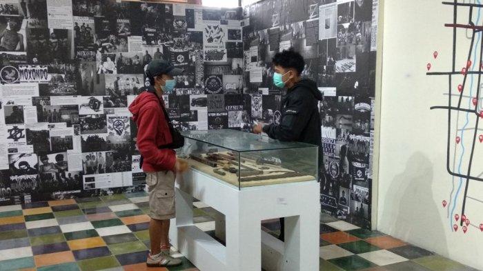 Melihat Sisi Lain Klitih dari Pameran The Museum Of Lost Space di Bantul