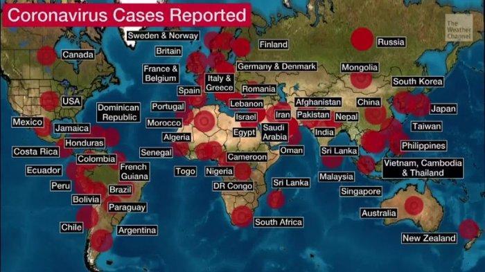 Pandemi Global Virus Corona