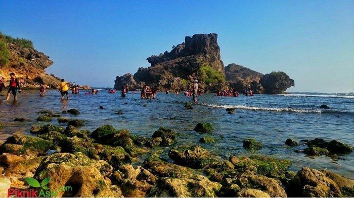 5 Rekomedasi Wisata Pantai di Gunungkidul yang Asyik untuk Santai Hingga Snorkling