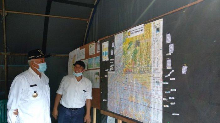 Pantau Barak Pengungsian Gunung Merapi, Bupati Sleman Temukan Jalur Evakuasi Rusak, Begini Responnya