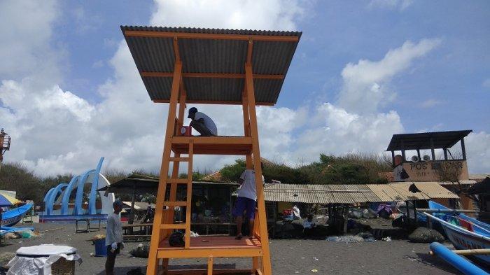 Pantau Wisatawan, 5 Shelter Pengamanan Didirikan di Pesisir Selatan Yogyakarta