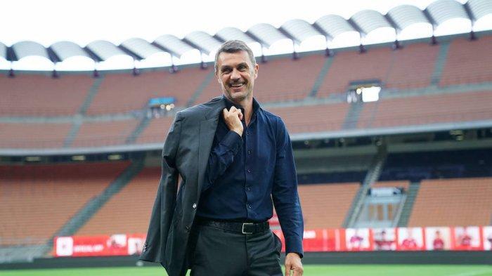 Paolo Maldini, Direktur teknik AC Milan