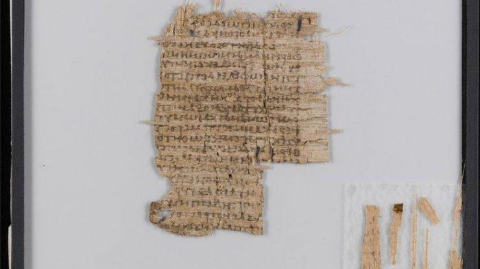 Papirus Misterius Ini Akhirnya Terpecahkan setelah 500 Tahun Didapatkan