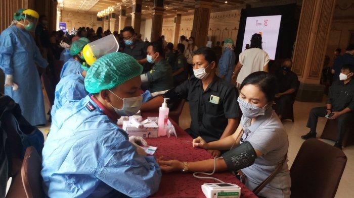 Sleman City Hall (SCH) Dukung Program Vaksinasi Covid-19 bagi 3.500 ASN Pemkab Sleman