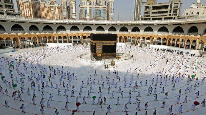 Tahun Ini Tak Ada Pemberangkatan Haji ke Tanah Suci