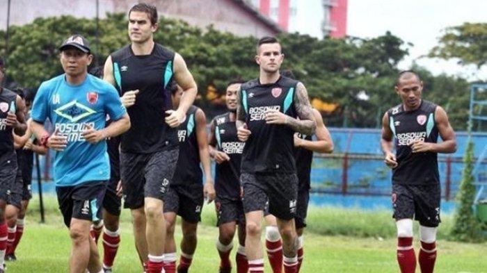 PSM Makassar Belum Tentukan Lawan Sparring di Yogya