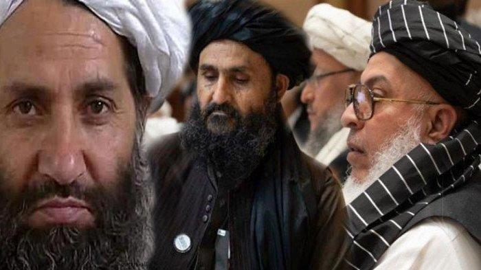 Inilah Sosok-sosok Penting dalam Organisasi Taliban, Termasuk Pemimpin Tertingginya