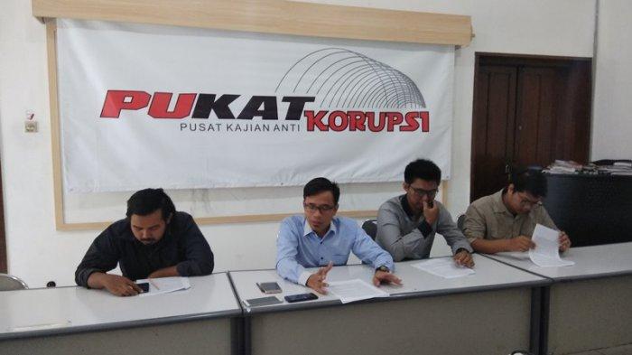 Publik Ikut Mengawasi, Pukat UGM Minta KPK Umumkan Tersangka Kasus Korupsi Stadion Mandala Krida