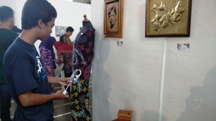 Pameran Seni 'Arus Pijar,' Wadah Salurkan Bakat dan Kreativitas Siswa SMKN 5 Yogyakarta