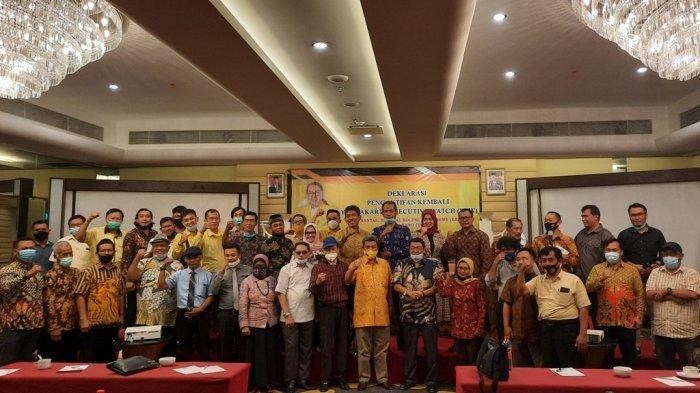 Kembali Dideklarasikan, Yogyakarta Executive Watch Siap Mengawal Pemerintahan Bebas Korupsi