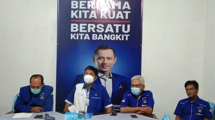Partai Demokrat Klaten Tolak KLB dan Nyatakan Setia Bersama Ketua Umum AHY
