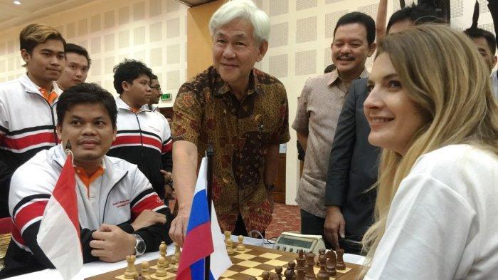 24 Pecatur Papan Atas Ambil Bagian dalam Turnamen Internasional di Yogyakarta
