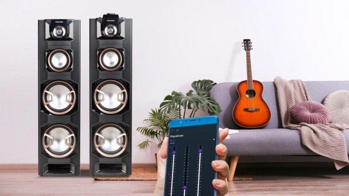 PAS 8E Series Speaker Serba Digital untuk Kemudahan Hiburan Sehari-hari