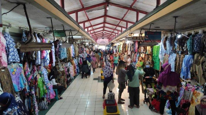 Pasar Beringharjo Makin Bergeliat Jelang Lebaran, Pedagang : Masih Jauh dari Sebelum Pandemi