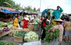 Wawali Kota Yogya Minta Disperindag Perketat Penerapan Protokol Kesehatan di Pasar Tradisional