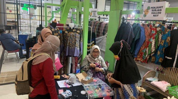 Pasar Lebaran 2021 di SCH Dipadati Pengunjung, Tempat Favorit untuk Ngabuburit