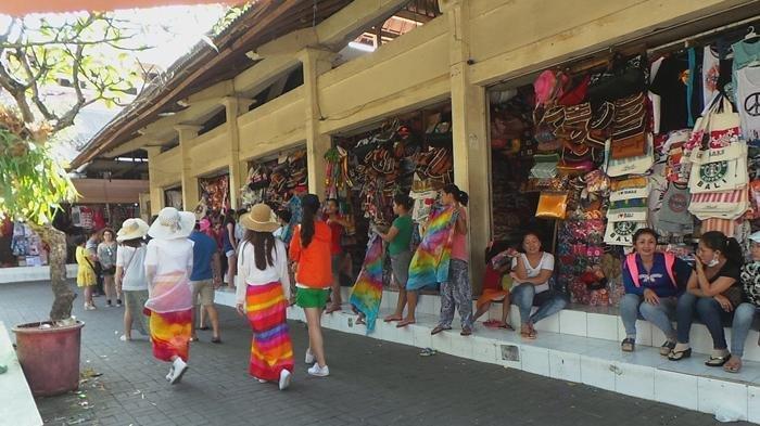Kembali ke Bali, Jangan Lupa Kunjungi Pasar Seni