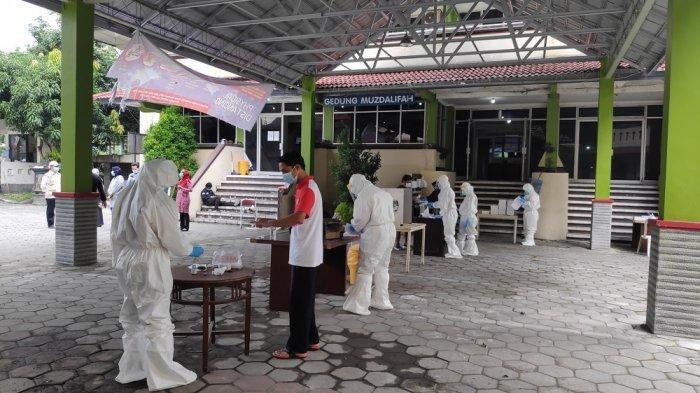 KPU Sleman Jemput Bola, Pasien Covid-19 Difasilitasi untuk Gunakan Hak Pilih di Pilkada