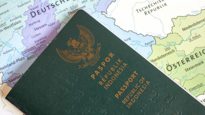 Simak Prosedur Pembuatan Paspor Berikut