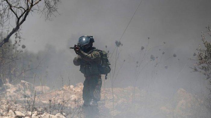 Pasukan Keamanan Israel Tembak Mati 2 Warga Palestina