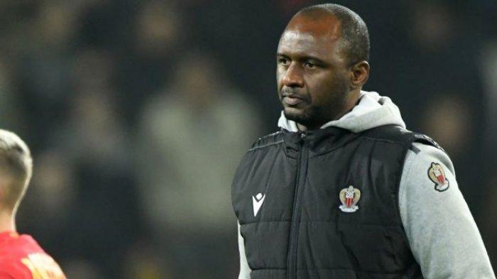 Legenda ARSENAL Patrick Vieira Ditunjuk Sebagai Manajer Baru Crystal Palace
