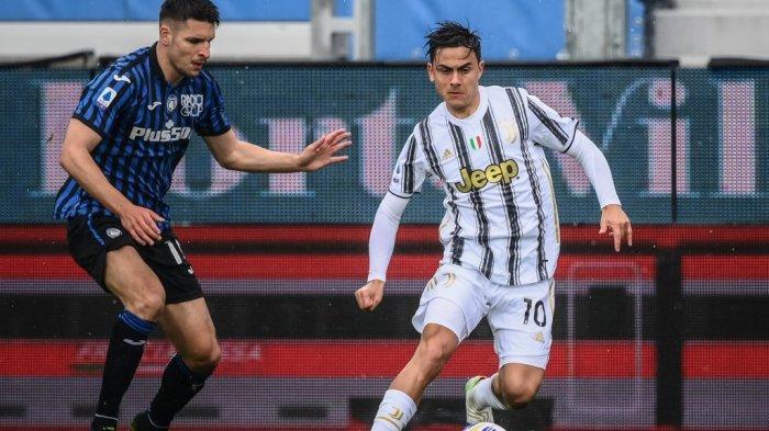ATALANTA 1-0 JUVENTUS: Pirlo Tetap Senang dengan Performa Juve Meski Kalah dari La Dea
