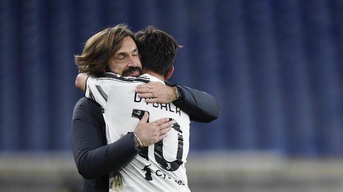 Juventus vs Napoli: Pirlo Siap Mainkan Dybala, Rumor Pemecatan & Juventini Inginkan Zidane