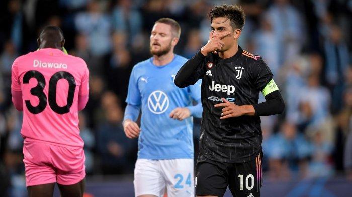 Malmo 0-3 Juventus: Rating Alex Sandro, Manuel Locatelli, Alvaro Morata dan Paulo Dybala MOTM